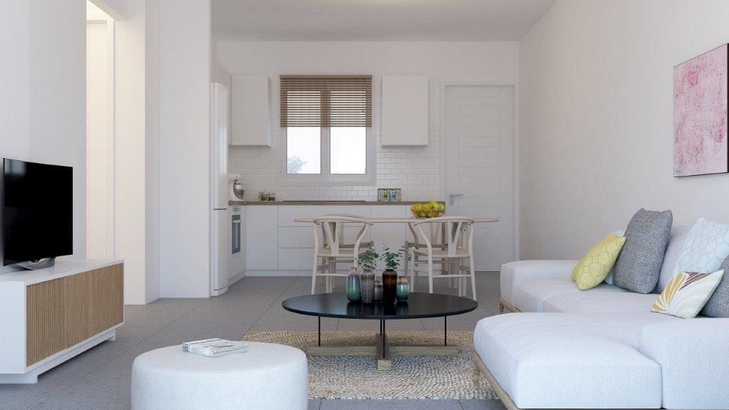 2 Bedroom Apartment in Esentepe